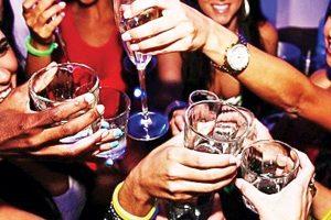 Fácil acesso ao álcool