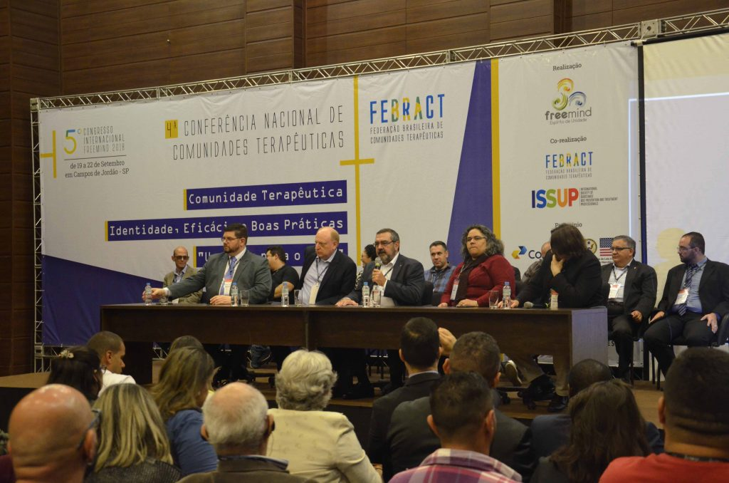 4ª Conferência de Comunidades Terapêuticas