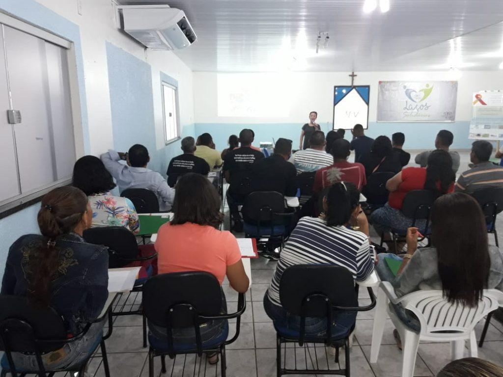 Ação Delegacia FEBRACT Rondônia