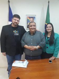 Visita à sede do Governo Estadual do Recife